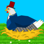 Idle Chicken Farm Discover and Paint Easter Eggs MOD Unlimited Money