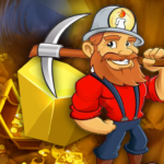 Mining Gold Rush – Casual Gold Miner MOD Unlimited Money