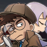 Murders on Budapest Visual Novel Detective Game MOD Unlimited Money
