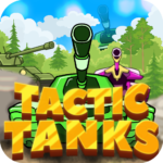 Tactic Tanks Physics puzzle game MOD Unlimited Money