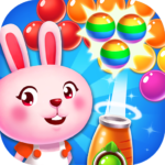 Bubble Bunny Animal Forest Shooter MOD Unlimited Money
