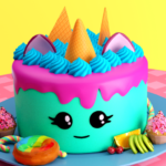 Cake maker – Unicorn Cooking Games for Girls MOD Unlimited Money