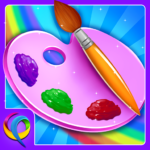 Coloring Book – Drawing Pages for Kids MOD Unlimited Money