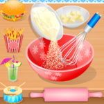 Cooking in the Kitchen – Baking games for girls MOD Unlimited Money