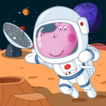 Space for kids. Adventure game MOD Unlimited Money
