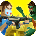Two Guys Zombies 3D Online game with friends MOD Unlimited Money