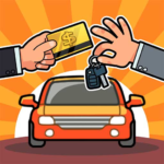 Used Car Tycoon Game MOD Unlimited Money